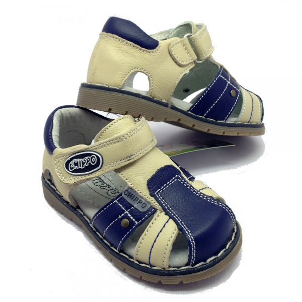 43636-1 Sandal CHIPPO #20-25-Blue