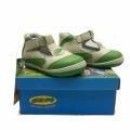 09226 Обувка-CHIPPO-бебе #19-24 беж зелен