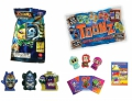 43251 TOONZ X-ray Promo Pack- 6 micro monsters