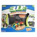 11457 3D Magic- Big set for drawing