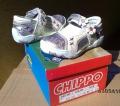 121152 Обувка-CHIPPO №25-30-silver/white