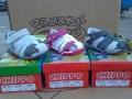 132352_1 Сандал CHIPPO №19-24-white/fuxia