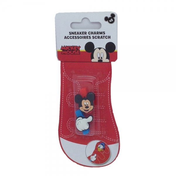 944629 Sneaker Charms Mickey Mouse