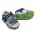 40009-1 Sandal CHIPPO #21-26 gray