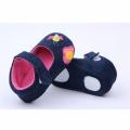30109-1 Bebe indoor shoe -18-21-blue
