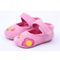 30109-3 Bebe indoor shoe -18-21-pink