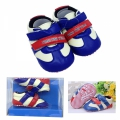 30163 Baby indoor shoes BOX-18-21-blue
