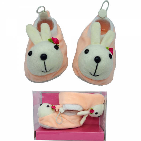 30167-2 BebePantof Plush Animals-заек