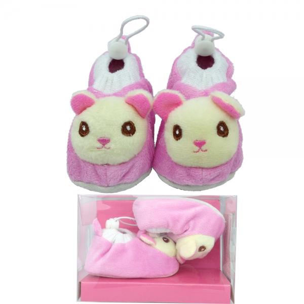 30167-7 BebePantof Plush Animals--коте
