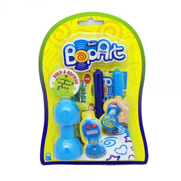 003329 Make BopMan small set-blue