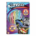 002520 Paintastics-6 четки-6 постери-микс1 - Image 1