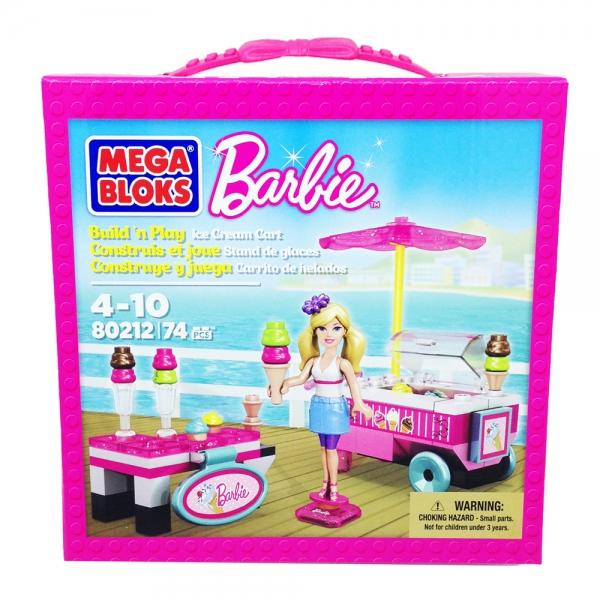 80210 MEGA BLOKS Barbie Build n Play Fashion Stand�������� �����