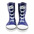 53202 Rubber Rainboots sneakers-25-32-blue