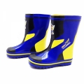 53204 Rubber Rainboots-25-29-yellowblue