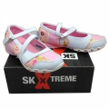 40185 Обувки Skechers-White-#29-35
