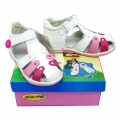 52002-2 Chippo shoes 21-26-white/pink