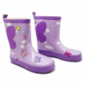 53229 Rainboots 24-34 Butterfly
