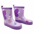 53229 Rainboots 24-34 Butterfly