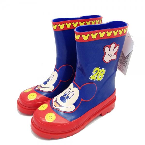 53232 Rainboots Mickey Mouse 23-31