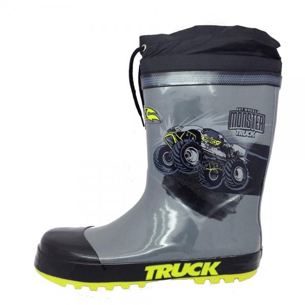 54-240-Rainboots-padding-MonsterTruck-28-35-grey