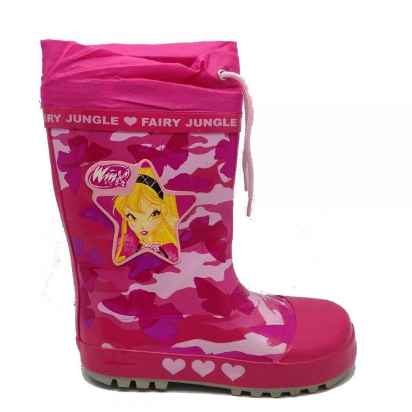 53-246 Rainboots-Winx-28-34