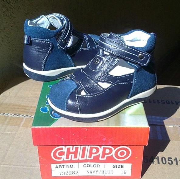 132282 Обувка-CHIPPO-#19-24-Т син