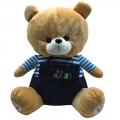 16084-2404-1 Мече Разказвач WE 24см-синя тениска