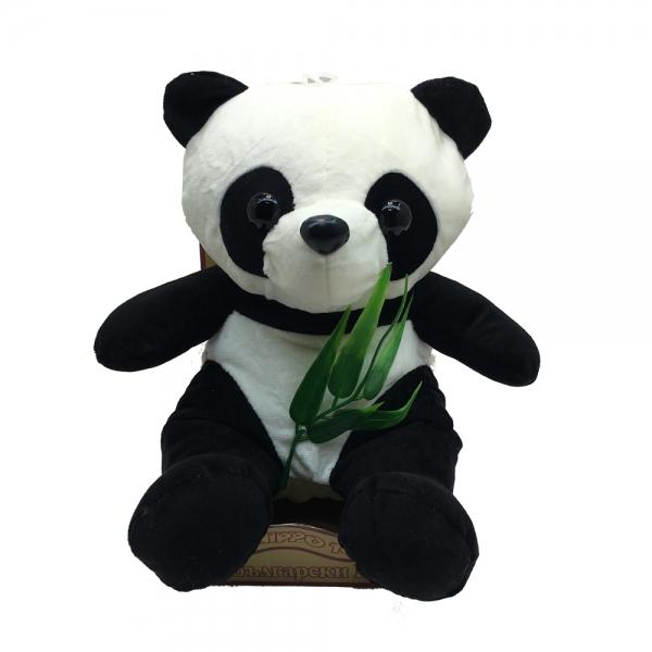 16086-3004 Панда листо Разказвач  30см