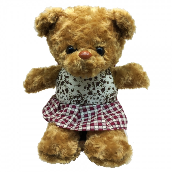 150741-3804 Bear with dress