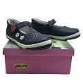 Кожени Обувки-712797-2-№25-30-син.