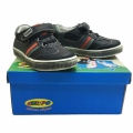 Children leather shoes 712861-1-25-30-black