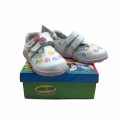 Children leather shoes 0901-1-22-28 white