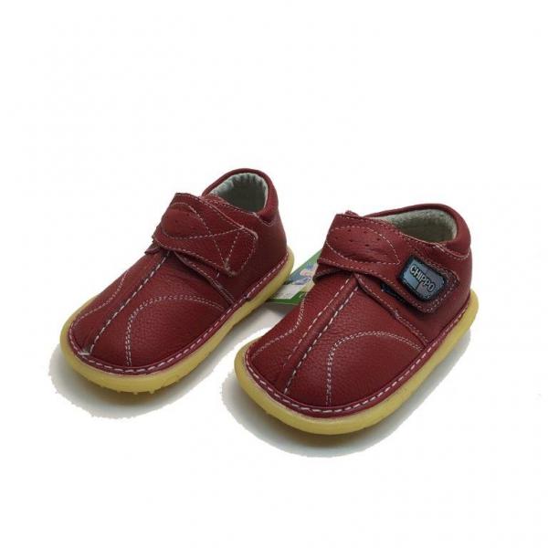Детски Обувки-123-852-№19-23-червен