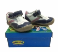 Baby leather shoes 126012-19-24-bluepink - Image 1