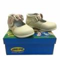 Детски Обувки-12671-№19-24 беж
