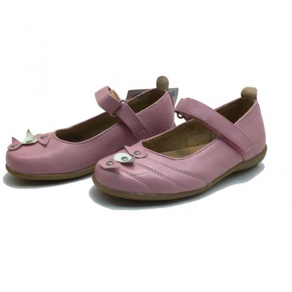 Детски Обувки-10504-№28-34 розов
