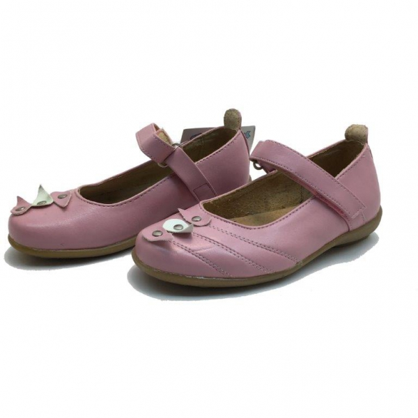 Children shoes 10504-28-34-pink