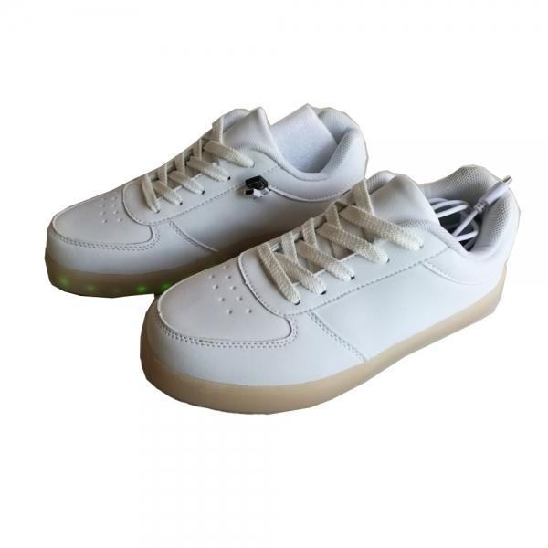 71263-1 LED sneakers EKO skin 35-40