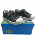 732913-1 Children leather shoes 26-31-black