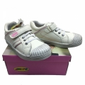 732913-2 Children leather shoes 26-31-white