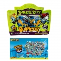 006328 Zombie Zity 2 bouncing micro zombie foil bag