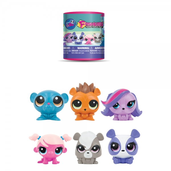 50711 Смачко Littlest Pet Shop Капсули