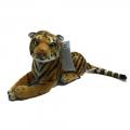 171211-30 Плюшена Тигър реалистичен, 30см