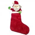 85036 Russ Пеещ чорап с Дядо Коледа