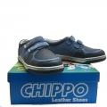 812922-3 Детски Кожени Обувки Blue 31-36 - Image 1