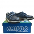 812922-3 Детски Кожени Обувки Blue 31-36