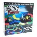 604224 Светеща писта Magic Tracks, 220 части, 335см писта