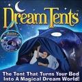 204241-2 Детски палатка за Лека нощ, с Лампа, Космос
