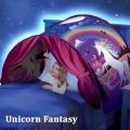 204241-3 Детски палатка за Лека нощ, с Лампа, Еднорог