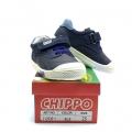 912939-1 Children Leather shoes Blue №21-25